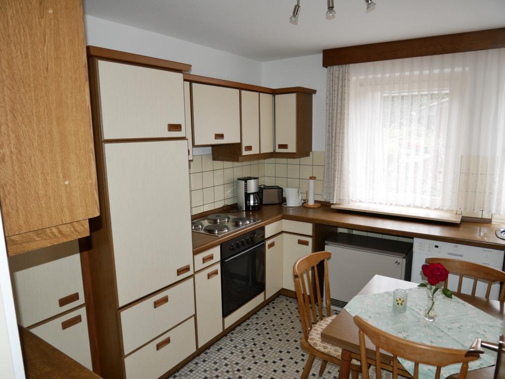Fewo Hinrichs - Küche