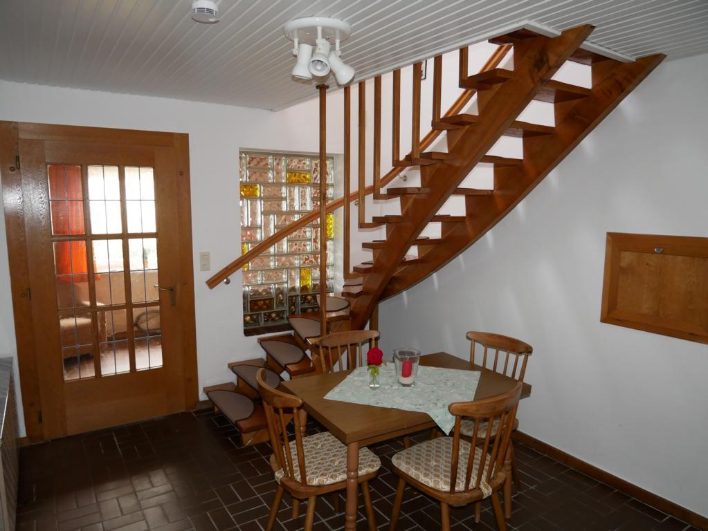 Fewo Hinrichs - Treppenhaus